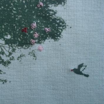 lungs: bird-detail
